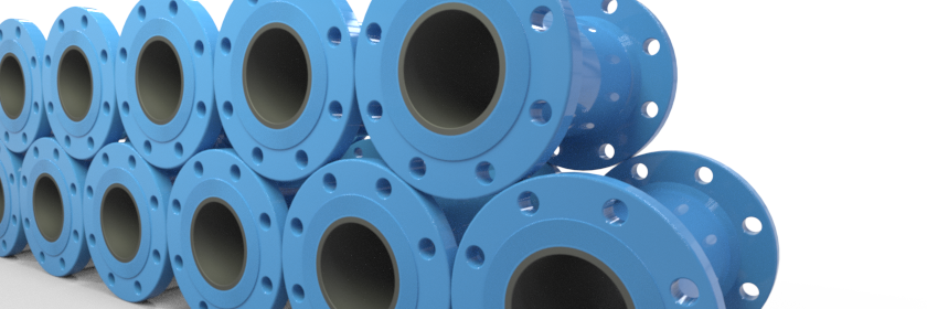 From short spools to full lengths, Ceresist custom manufactures ceramic-lined pipe according to your requirements.  Our AccuGrind process ensures positive sealing aginst the ceramic lining for enhanced performance.